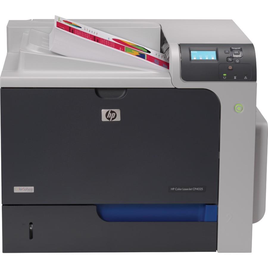 HP LaserJet CP4025DN Laser Enterprise Printer