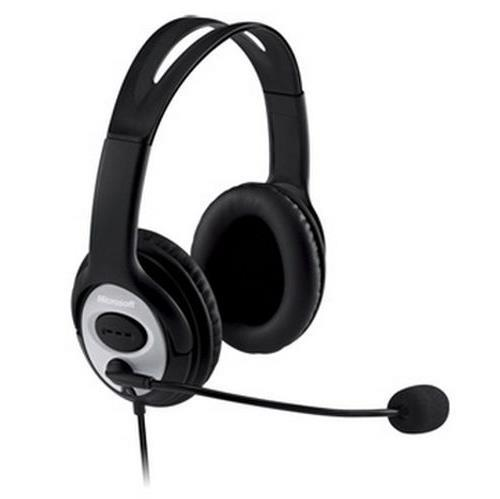 Dynamode High Quality Headset with Boom Microphone