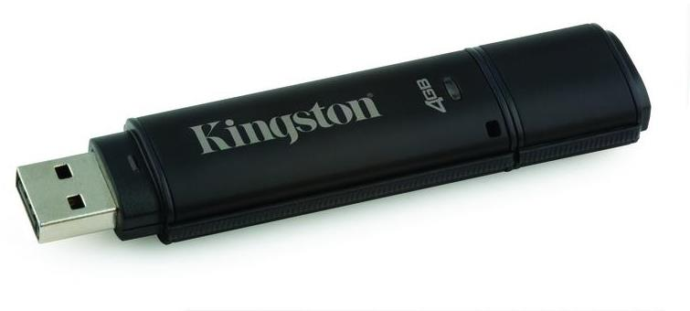 Kingston DataTraveler 5000 DT5000/4GB 4 GB USB 2.0 Flash Drive