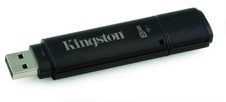 Kingston DataTraveler 5000 DT5000/8GB Flash Drive - 8 GB