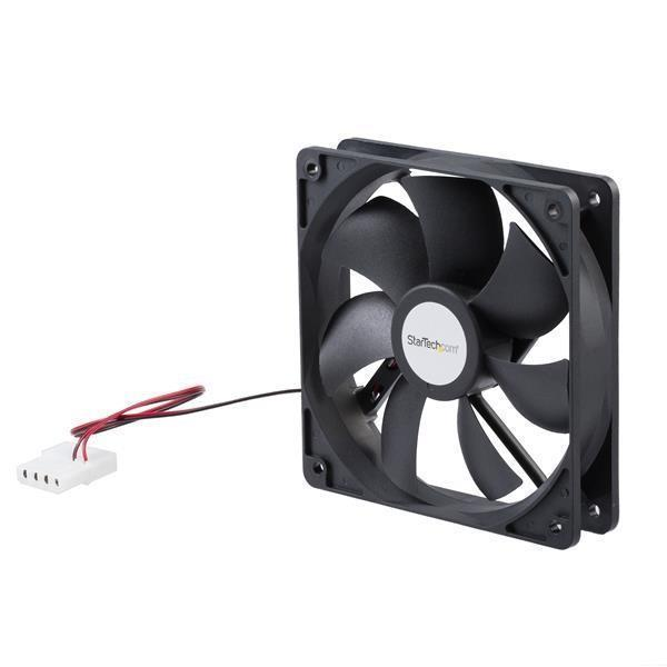 StarTech.com 120mm Dual Ball Bearing CPU Case Fan LP4