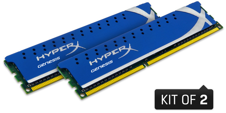 Kingston HyperX Genesis 8GB DDR3 RAM Memory