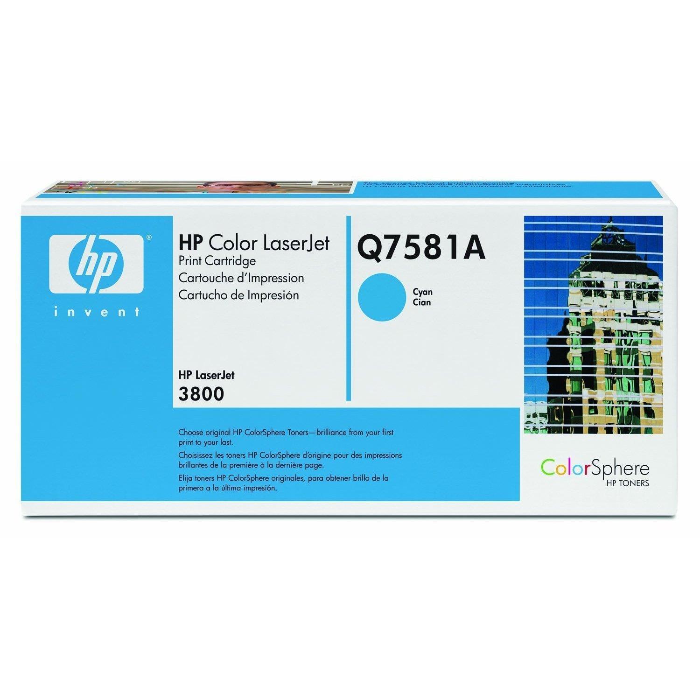 Hp 646a Cf031a Cyan Original Laserjet Toner Cartridge Color Cp4005 Cb401a Q7581a Laser