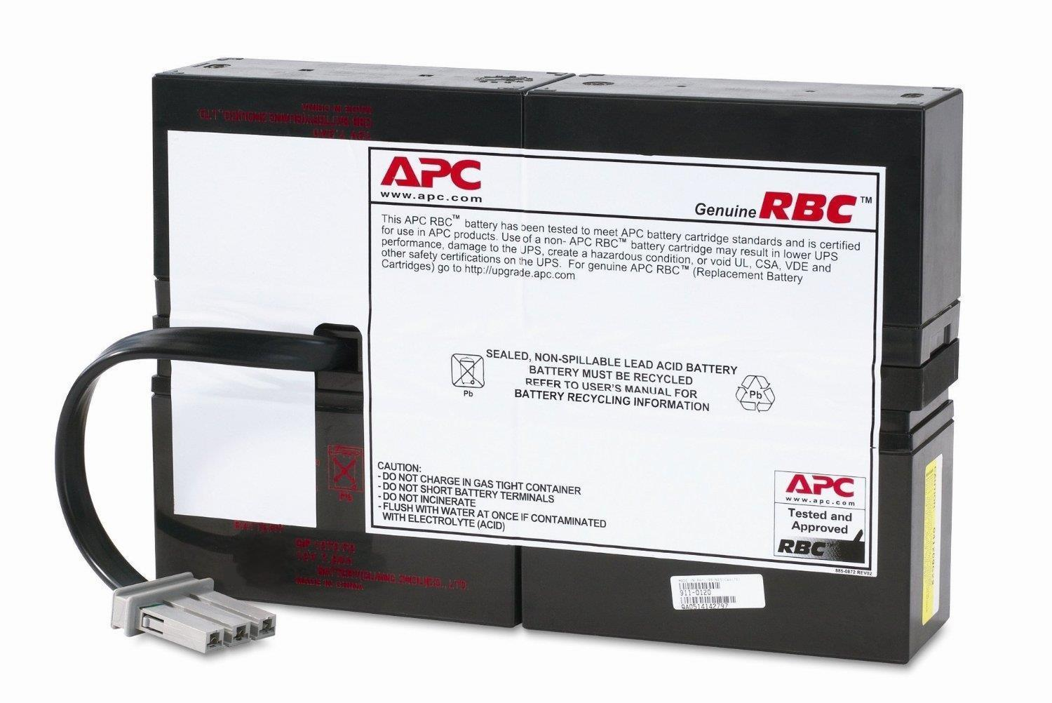 Apc Apc Replacement Battery Cartridge #59