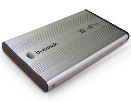 Dynamode USB-HD2.5S USB 2.0 Storage Enclosure