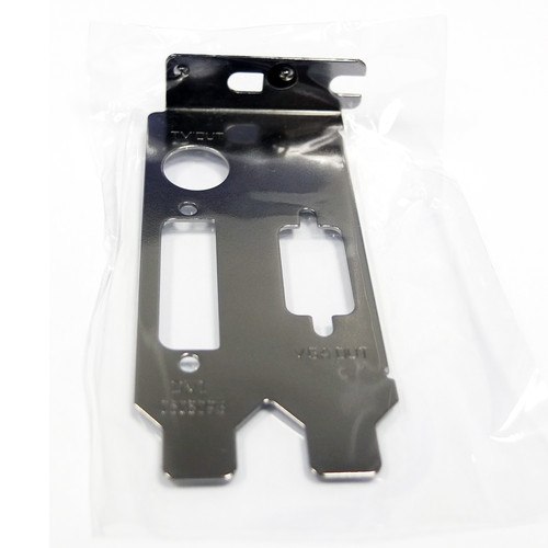 XFX DVI and S-Video Low-Profile Bracket