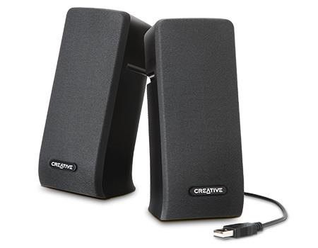 Creative A40 2.0 Speaker System