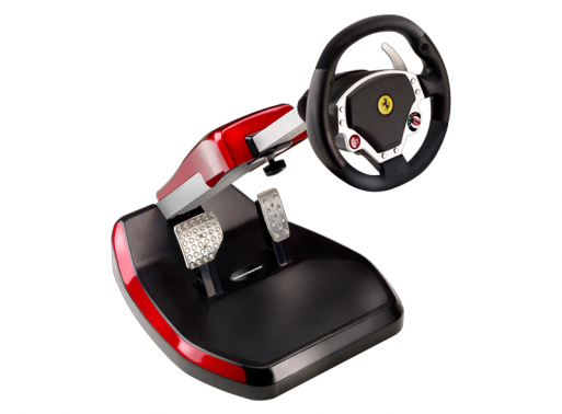 Thrustmaster Ferrari Wireless GT Cockpit 430 Scuderia Edition Gaming Steering Wheel