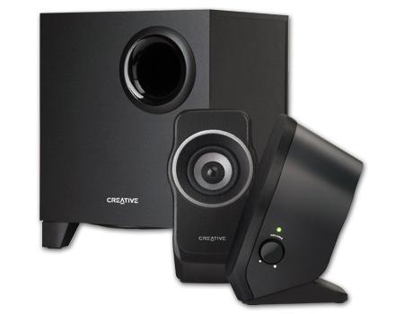 Creative A320 2.1 Speaker System
