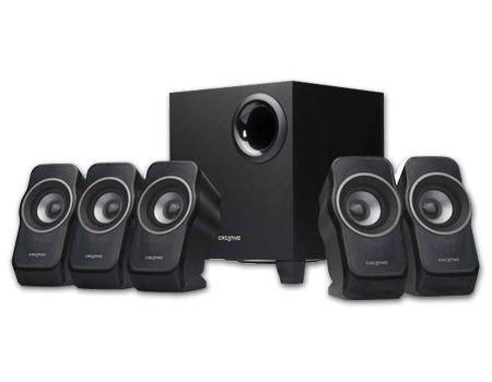 Creative A520 5.1 Speaker System