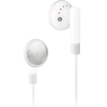 Arctic Cooling E101 Stereo Headphones (white) ORACO-ER012-GBA01