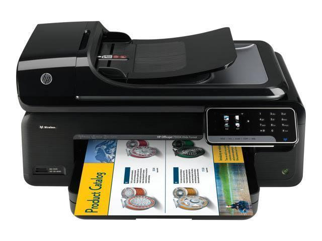 HP Officejet 7500A A3+ Colour Wide Format Inkjet Multifunction Printer