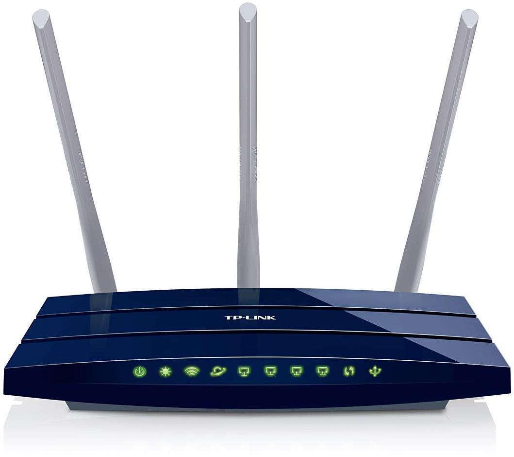 Tp-Link WR1043ND 300Mbps Wireless N Gigabit Cable Router